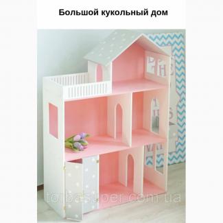 Дом мечты Барби TorbaSuper, ручной работы