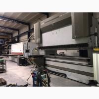 Листогибочный пресс Ermak с ЧПУ 4100 x 500 тонн 5087 = Mach4metal