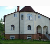 Продам 2 эт.дом 350 кв.м. на Оболоне, с.к Чернобылец, 8 сотки земли