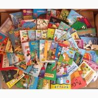Дитячі книги сток Англія секонд хенд
