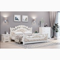 Спальня Корона з масиву ясеня
