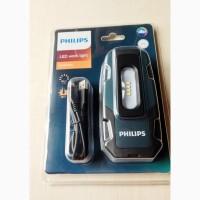 Инспекционный LED фонарь Philips RC320B1 EcoPro20 лампа фонарик с USB