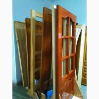 Двери из массива сосны и мебель из натурального дерева под заказ
