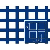Лист перфорированный квадрат 10 мм шаг 15 мм