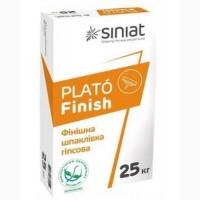 Шпаклевка гипсовая plato start 30 кг, plato finish 25 кг купить Харьков