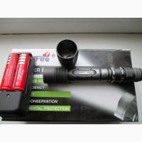 Свой фокусируемый фонарь TRUSTFAIR Z5 БУ (отпаяны проводки)