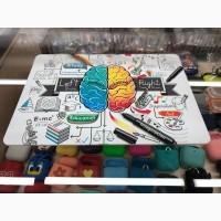 "Чехол накладка пластиковый Мозги Brain Чехол Brain мозги MacBook Air М1 13.3"" New (2020)"