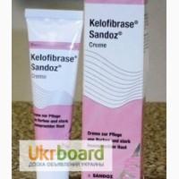 Kelofibrase Келофибразе крем для лечения рубцов ожогов Киев