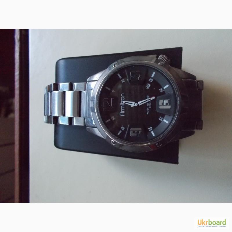 Купить наручные мужские часы б у