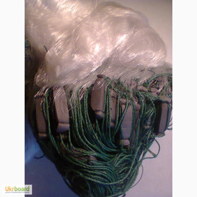 продажа сетей рыболовных китайка