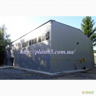 Производство ангаров, Украина, производство складов, быстровозводимых зданий под ключ