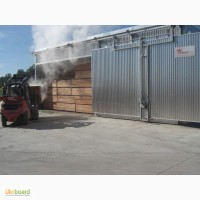 Пропарочние камеры для древесины