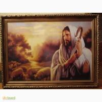 Продам ікону Ісус - пастир