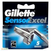 Gillette Sensor Excel картриджи 5шт Только Высокое качество