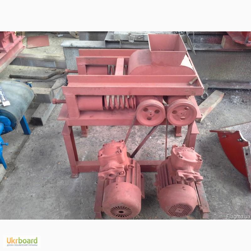 Валковая лабораторная дробилка дробилка для стренгорезки