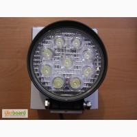 Дополнительные светодиодные фары LED 1205-27W дальний