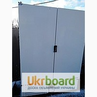 Шкаф холодильный глухой б/у Cold (Польша) на 1400 л