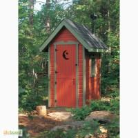 Строительство туалета на даче: септики Кривой Рог