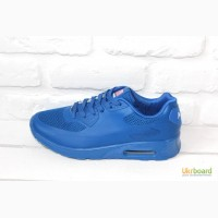 Кроссовки Nike Air Max 90 Hyperfuse (Blue)