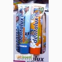 Детская зубная паста Dentalux 100 мл