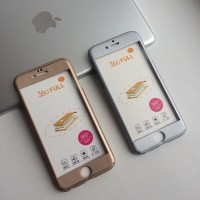 Чехол 360+ защитное стекло на iPhone 6/6S