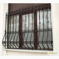 Решетки на окна, двери, балконы г. Северодонецк и регион