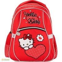 Рюкзак школьный ортопедический для девочки Kite Hello Kitty HK17-523S Германия
