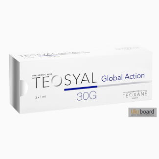 Инъекции для увеличения губ Teosal 30G Global Action