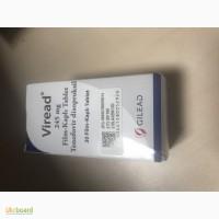 Продам Viread 245mg Gilead Германия
