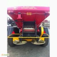 Машина для внесения минеральных удобрений МВУ-8