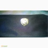 Итальянское серебряное кольцо