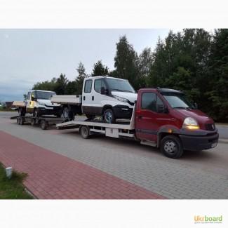 Попутный Эвакуатор из Киева по Украине - Евакуатор Европа, СНГ