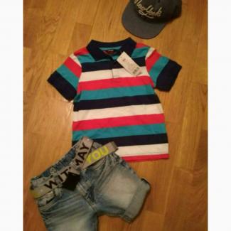 Продам футболку поло на мальчика 3-4 года George