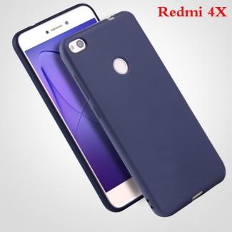 Силиконовый чехол на Xiaomi Redmi 4A, 4X