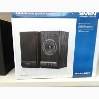 Стереоакустика Sven SPS-607 Black, ціна, фото, купити дешево