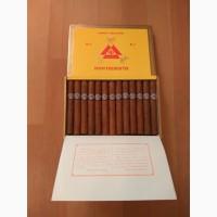 Новогодняя акция!!!Кубинские сигары Montecristo No.4 и Havana Club Anejo Reserva за 3400гр