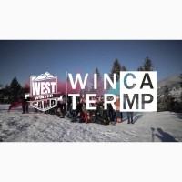 Зимний языковой лагерь в Карпатах WEST CAMP