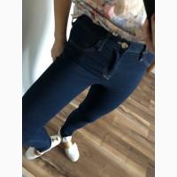 Класссические джинсы скинни деним 26 размер