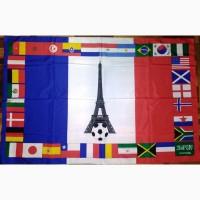 Флаг ЧМ-98, Франция