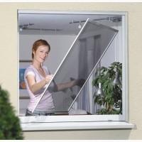 Москитные сетки Анвис с внутренним креплением на пластиковые окна