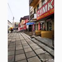 Фасадный магазин. пл. Победы