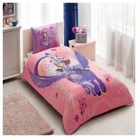Постель принцесса софия минимус пегас розовая Постельное белье Tac Disney Sofia Minimus