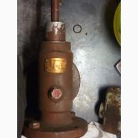 Клапан переполнения жидкой смазкики КПЖ-50