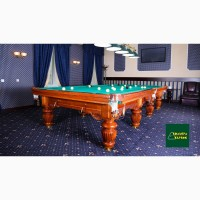 Бильярдные столы, кии, шары и аксессуары - все для бильярда