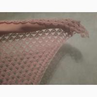 Продам красивую ажурную шаль ручной работы