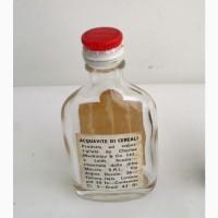 Винтажная коллекционная мини-бутылка 30мл (пустая) 2