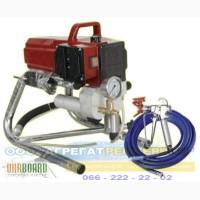 Мощный агрегат окрасочный безвоздушного распыления краски Airless 6740i (3L)