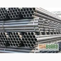 Трубы электросварные прямошовные (ГОСТ 10705-80)