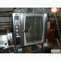 Продажа Б/у пароконвектомата Zanussi FCS101E4 для кафе, ресторанов, общепита.