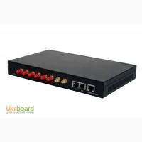 VoIP-GSM шлюз Dinstar DWG2000E-4GSM